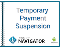 Temporary payment s